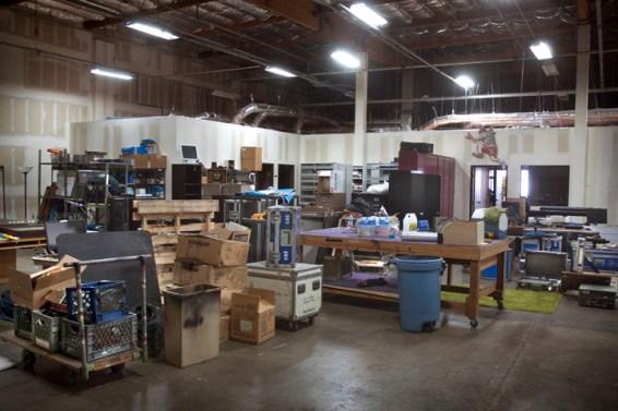 Warehouse of stuff