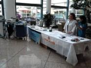 Respiration Awareness Day table