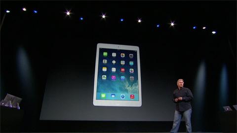 Apple Event21 10-22-13