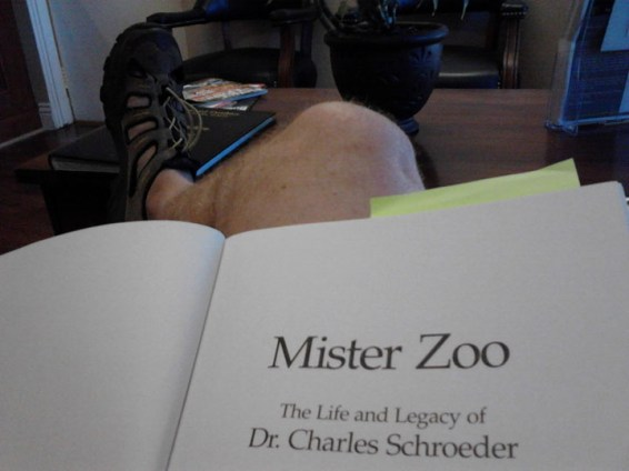 """Reading """"Mister Zoo"""""""