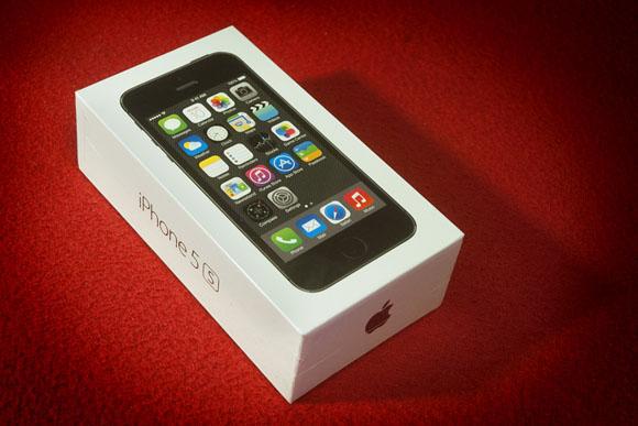 iPhone box