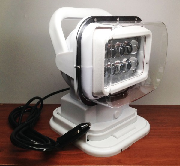 Marine Boat Portable Wireless Remote High Power Led Work