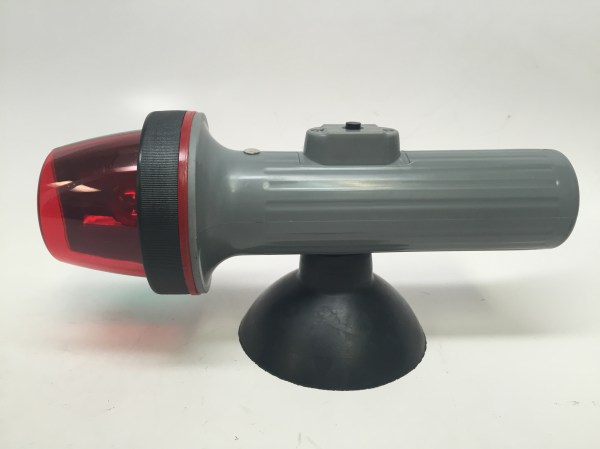 Marine Boat Red & Green Portable Battery Operated Light