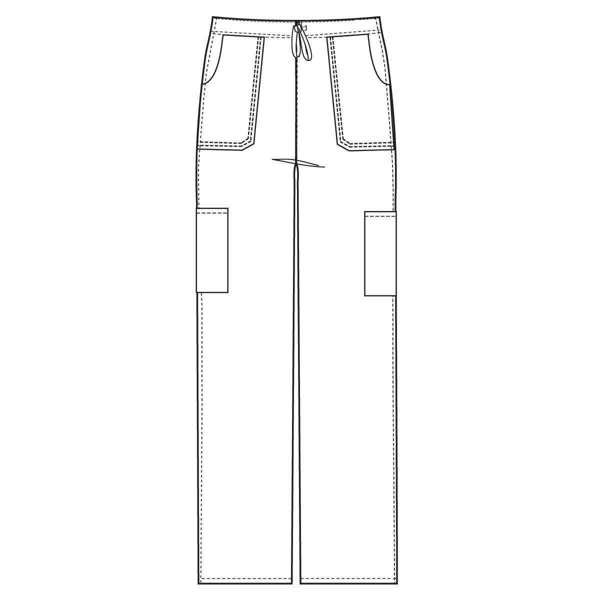 Materialgirl Women S Scrub Pants Stretch Eversoft Rayon