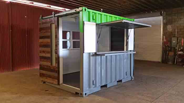 Storage Containers for Sale Container Buildings  PacVan