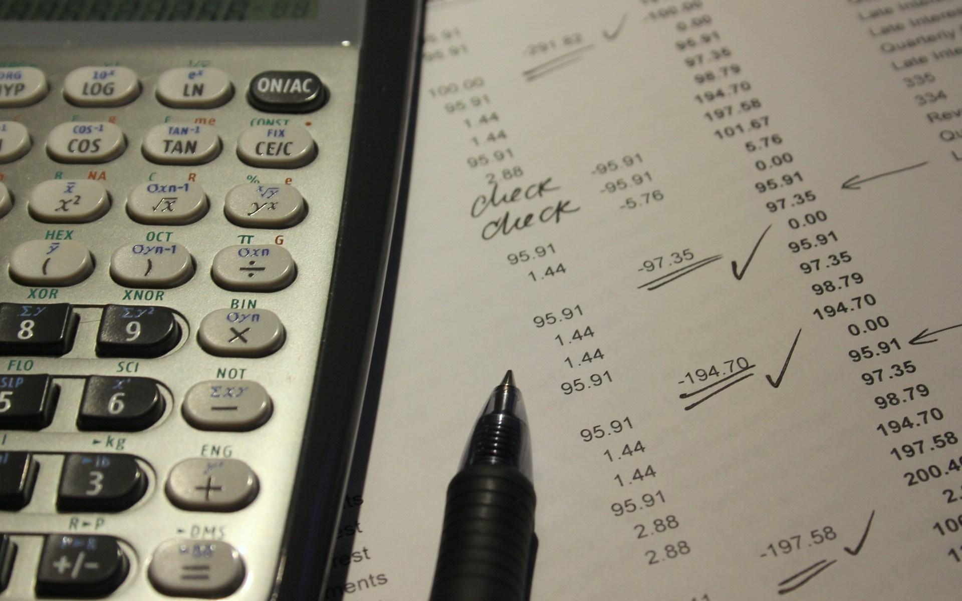 Kassensystem mit Kassenbericht und Kassenbuch