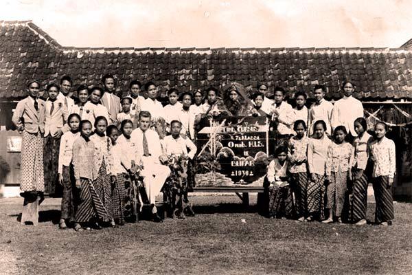 Sekolah Umum Pada Masa Hindia Belanda