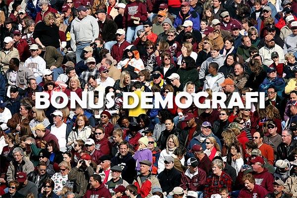 Pengertian Bonus Demografi Dan Dampaknya