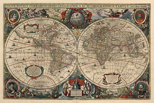 Tokoh-Tokoh Ilmu Geografi