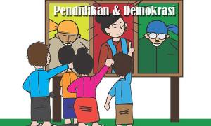 pendidikan dan demokrasi