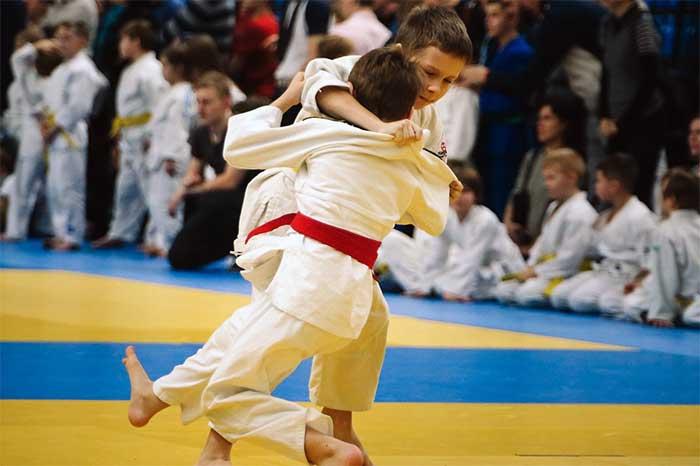 Olahraga Judo
