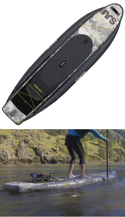 NRS Heron Inflatable Stand-Up Paddleboard
