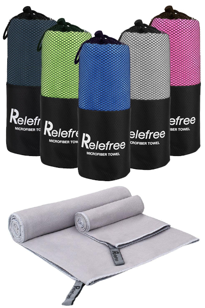 Relefree Premium Microfiber Towel