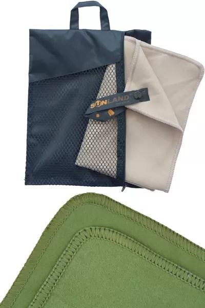 Sunland Microfiber Ultra Compact Towel