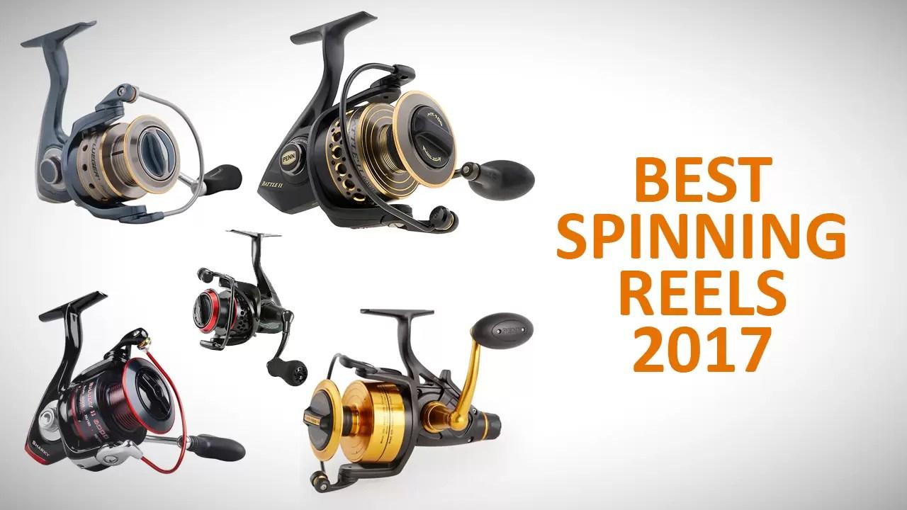 Best Spinning Reels 2017