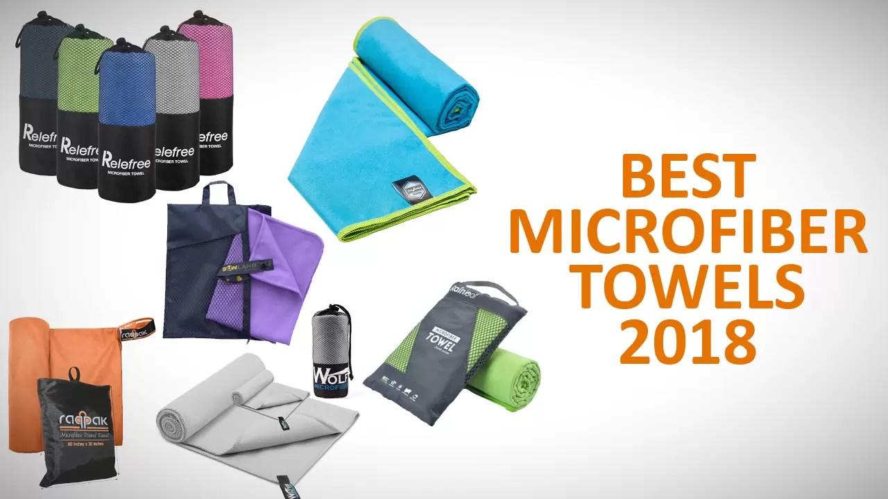 Best Microfiber Sport Towels 2019