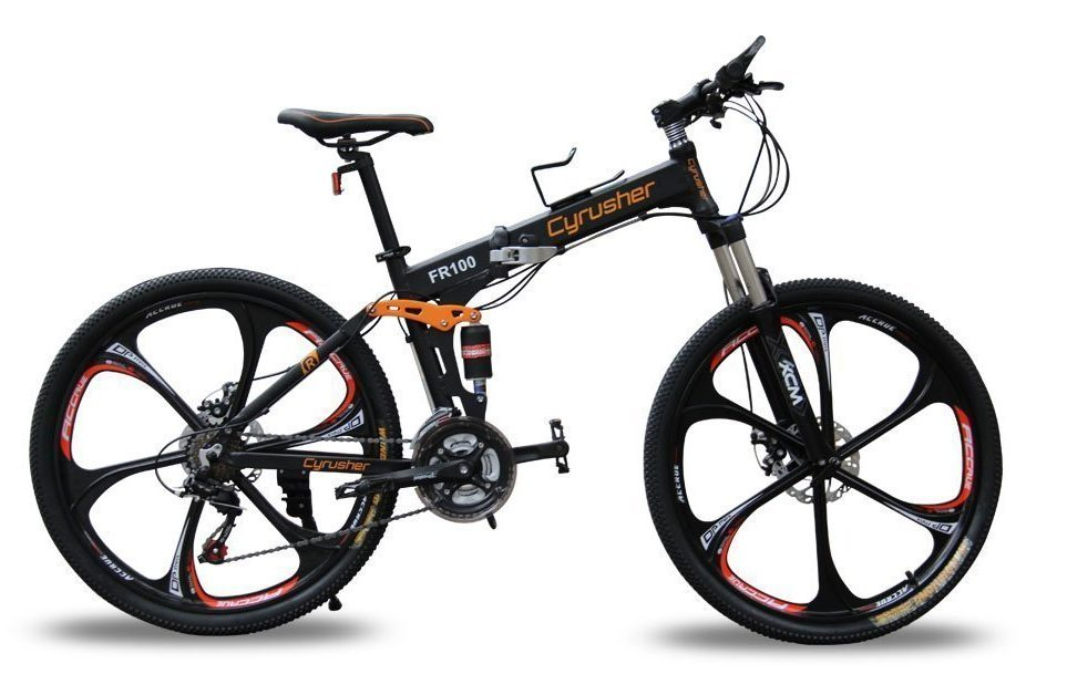 Best Foldable Mountain Bikes 2019