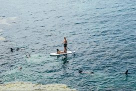 how to stand-up paddle board like a pro