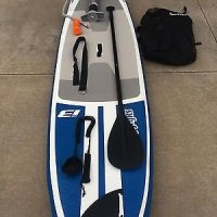 Jimmy Styks i32 Inflatable Stand Up Paddleboard (ISUP)