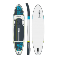 """Jimmy Styks 10'6"""" Scout Seeker Inflatable Stand-Up Paddleboard Package"""