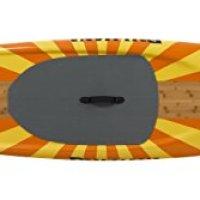 Pau Hana Mini Sport Stand Up Paddle Board, 10-Feet 10-Inch, Orange