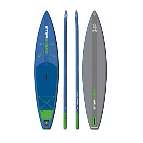 Future Fins Stand Up Paddle Board SUP Honeycomb Single Zen Bamboo Fin Mint