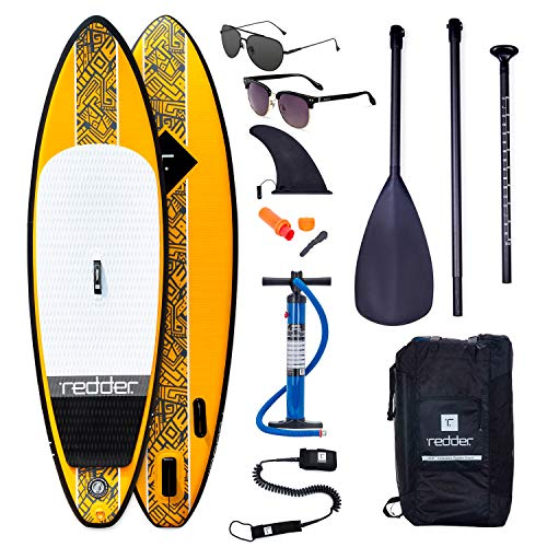 Surfboard and Paddleboard Replacement Quick Fin Goplus 9 Surf /& SUP Single Fin Detachable Center Fin for Longboard