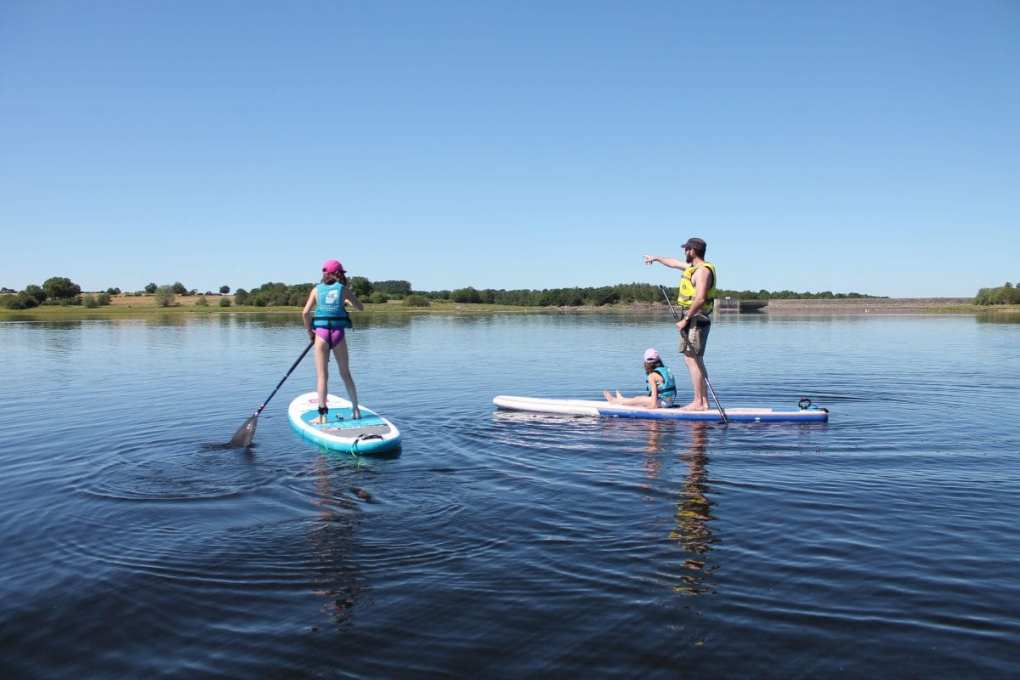 stand up paddle enfant