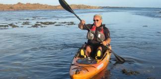 Sit-on-top Kayaking