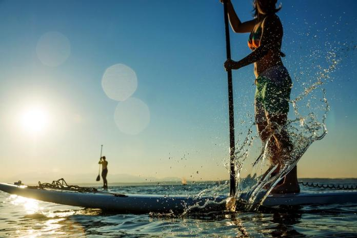 how to make a stand up paddle board
