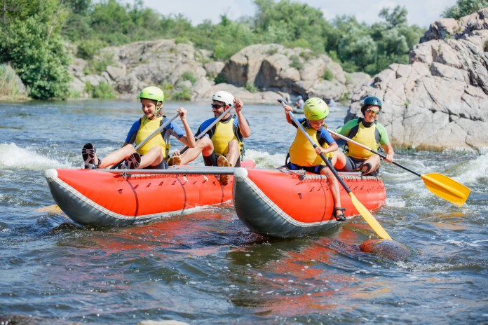 Best Inflatable Raft: Instant Group Fun!