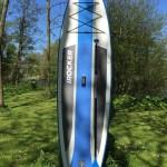 iRocker Cruiser 10'6 inflatable standup paddleboard