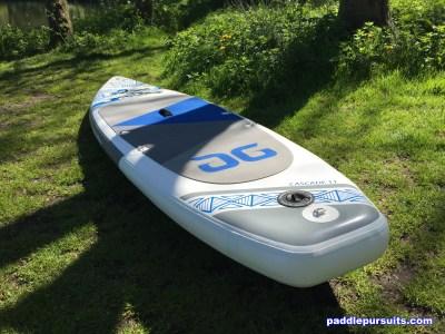 Aquaglide Cascade 11' inflatable SUP