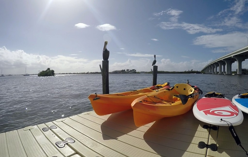 Paddle Board (SUP) and Kayak rentals lessons and tours in vero beach florida by certified instructors