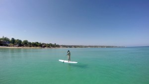 Jamacian Paddle Board - 1