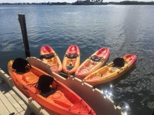 EZ Dock Kayak Launch Section
