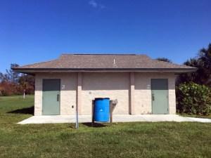 Round Island Park Bathroom