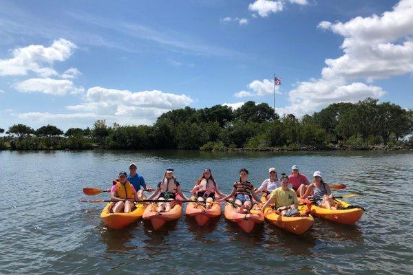 where to kayak in vero