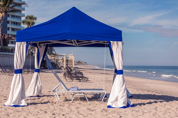 Beach Cabana at Kimpton Vero Beach Hotel & Spa