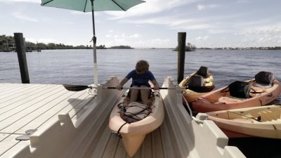 Kayak EZ Launch