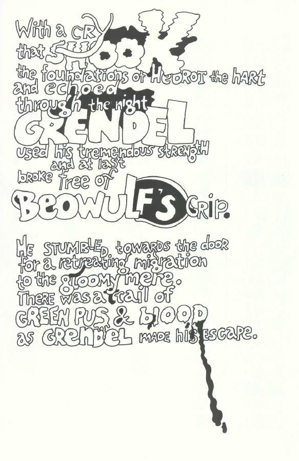 BeowulfTranslations.net: Comic Books