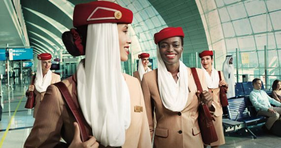 Emirates First Class Cabin Crew and Pursers to have perks cut - forced to move out of single accomodation into shared flats