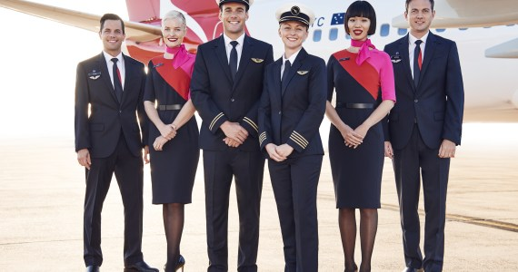 Qantas has reopened recruitment for international cabin crew out of Sydney and Melbourne