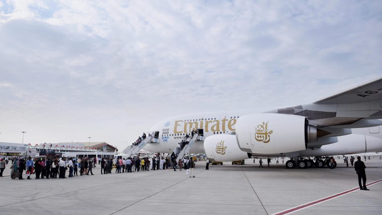 Anti-Gulf Airline Lobby Group Shows Shade at Emirates for Cutting Back U.S. Services
