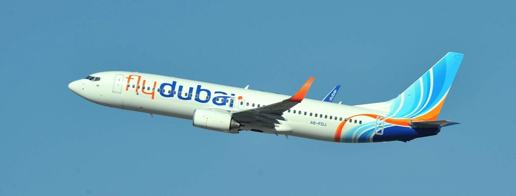 The government of Dubai is seeking synergies between Emirates and flydubai. Photo Credit: flydubai