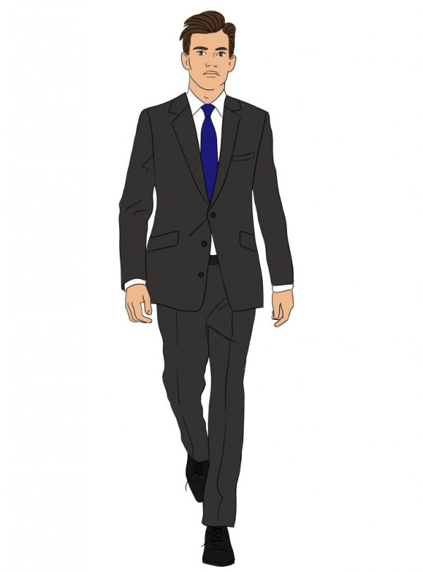 What to wear to your Cabin Crew Assessment Day or Final Interview - what to wear for men