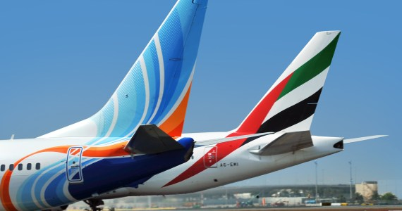 "Emirates and fydubai Announce ""Extensive Partnership Agreement"" But Deny Merger"
