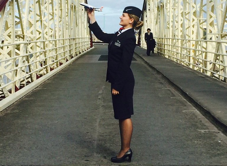 British Airways Courts Controversy Over Mandatory Skirt Policy for Female Cabin Crew