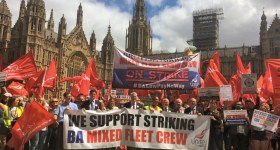The Dispute Continues: What's the Endgame for the British Airways Cabin Crew Strike?