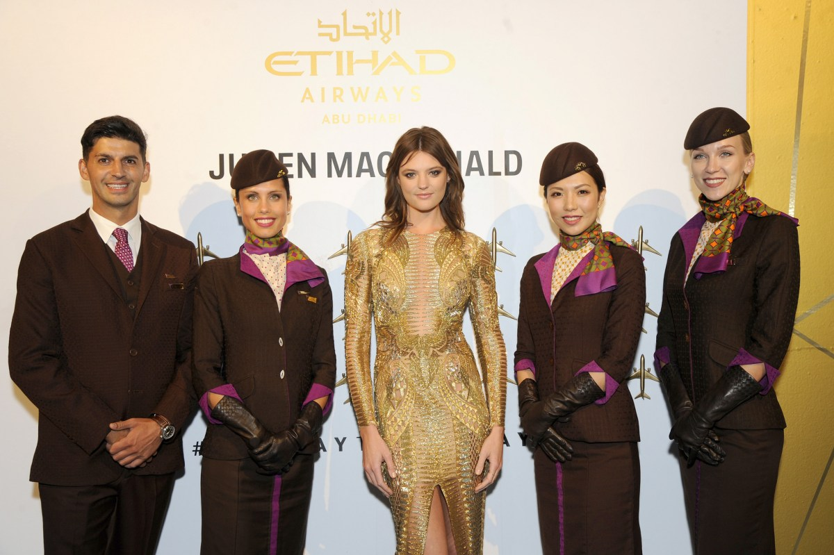 "Etihad Might Be About to Lose its Coveted 5-Star Ranking - But Don't Go Blaming ""Grumpy"" Cabin Crew"